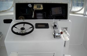 Longer days has state of the art electronics and navigation instruments.